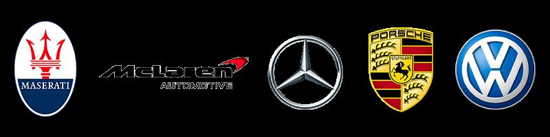 Jimmy Plus - Logos de voitures